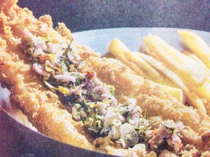 resep balinese fish and chips