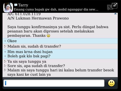 tarry blacklist