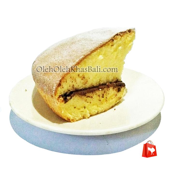 Hojia cake rasa coklat potongan