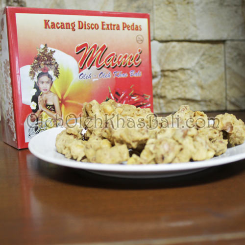 Kacang Disco Mami Oleh Oleh Khas Bali Menjual Oleh