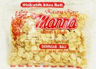 kacang koro manna