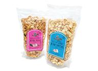 kacang koro bumbu special dan bumbu pedas