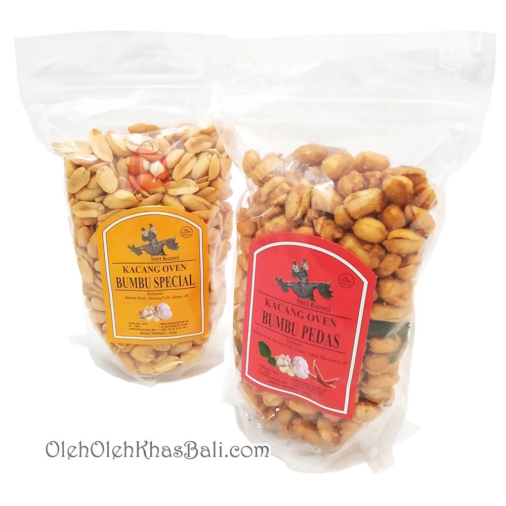 Kacang-Oven-Bumbu-Special-Bumbu-Pedas-SARI-KESARI-