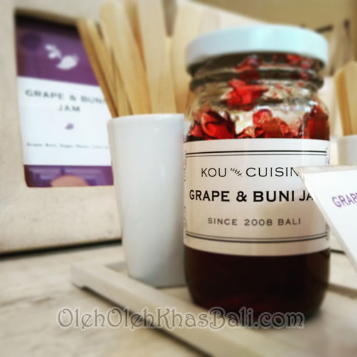 selai kou cuisine grape buni