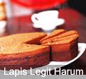Lapis Legit Harum