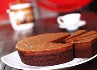 Kue Lapis Legit Harum Coklat