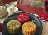 Moon Cake Uluwatu