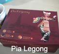 Pia Legong Bali