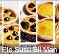 Pie Susu Bali Bli Man
