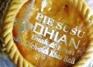 pie susu dhian mini