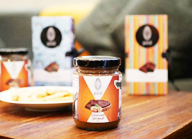chocnut spread pod coklat bali