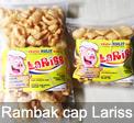 Rambak Babi cap Lariss
