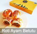Roti Ayam Betutu khas Bali
