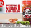 Sambel Bu Susan khas Bali