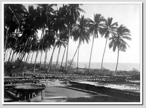Pantai Bali jaman dulu