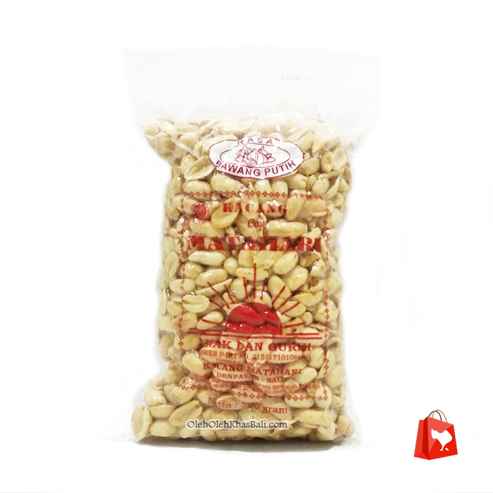Kacang Matahari varian Bawang Putih 500gr