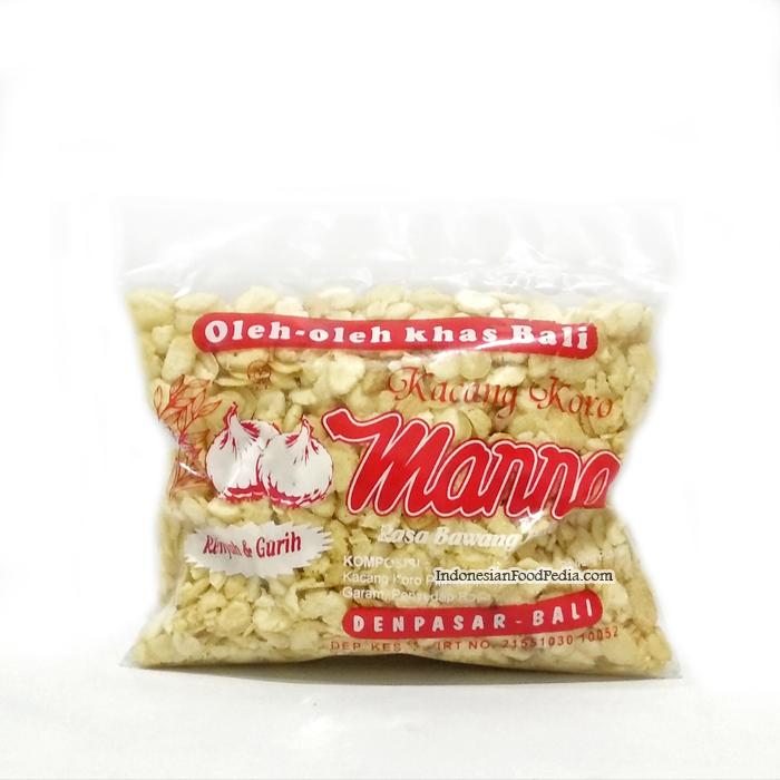Kacang Koro Manna varian Original