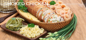 ayam guling ning nong smoked chicken original