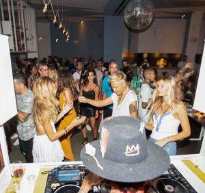 Live DJ di Da Maria