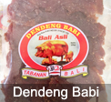 Dendeng Babi Bali Asli