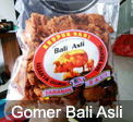 Gorengan Babi Merah cap Bali Asli