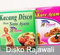 Kacang Disko Rajawali