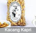 Kacang Kapri Cap Tari Bali