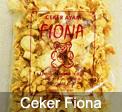 Kripik Ceker Kaki Ayam Fiona