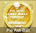 Pie Susu Asli Bali