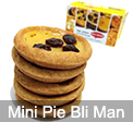 Pie Susu Bli Man kemasan mini