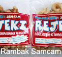Rambak Babi Samcam Rejeki Tabanan Bali