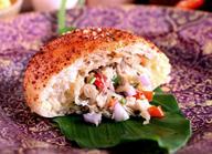 roti ayam sambal matah khas bali