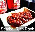 Sambal Rica Roah Bali