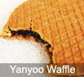 Waffle Yanyoo Syrupwaffles